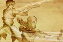 Avatar: the Last Airbender / by Elyse Nakashima