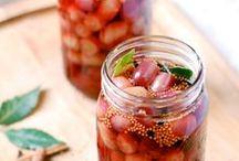 pickles + ferments.