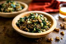 rice + grain salads