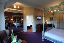 Bedrooms at East Lodge / by East Lodge Country House Hotel