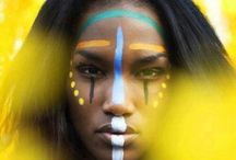 African Inspired Style / African style inspiration! / by Paula Bake