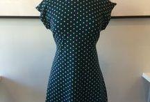 Christine Haynes Patterns / Clothing made using a Christine Haynes Pattern.
