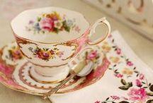 Teacups & pots