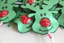 Christmas / All I want for Christmas is candy! #candy #christmas #christmasideas #party