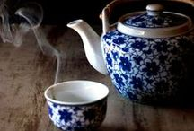 tea for two. / everyone knows that a cup of tea solves everything xo