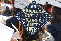 Graduation :) / by Lisa Meek
