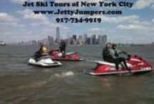 Jet Ski Tours in NYC JETTYJUMPERS.COM