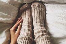 Knit Socks / Strikk Sokka