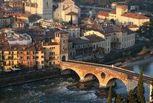 The Lair / My novel of romantic suspense takes place in Verona Italy, a beautiful city but one which holds painful memories - and secrets - which haunt my heroine, Daniela Dunn.