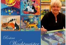 Rosina Wachtmeister / Posters enz.