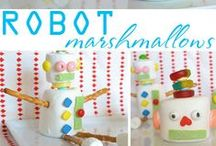 Boys Party Ideas / Fun and cute candy treats, decoration ideas and game inspiration for a boys party.