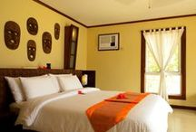 Accommodations / Pictures and information about the rooms our resort have.
