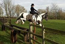 Sidesaddle Riding / by Anita White