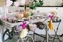Wedding Decoration and Candy / Ideas for making your big day even more perfect #candy #wedding #weddingdecoration #weddingideas