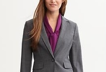 Professional Attire - Women / These are examples of clothing and accessories that are appropriate for events where professional attire is requested.  Some examples include career fairs, interviews and networking nights. / by Career Development Center