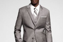 Professional Attire - Men / These are examples of clothing and accessories that are appropriate for events where professional attire is requested.  Some examples include career fairs, interviews and networking nights. / by Career Development Center