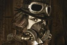 Steampunk/goth
