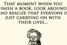 Books<3 / by Scarlet Banegas