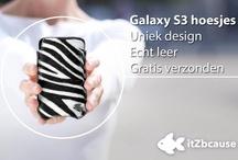 Leren Samsung Galaxy S3 hoesje / De leren Samsung Galaxy S3 hoesjes uit de collectie van itZbcause.nl. Alle leren telefoonhoesjes worden gemaakt van Italiaans leer wat met zorg word uitgezocht in Italië zelf. Al onze telefooncases worden met de hand gemaakt en zijn te koop voor maar €19,95.