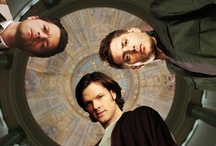Everything Supernatural / by Crystal Grey Justice