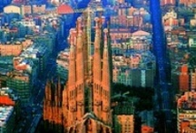 Barcelona on my mind / I just love Barcelona. Been there two times !  And I'm about to go again this summer :)