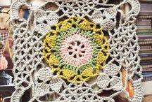 CROCHET, knitting / inspiration