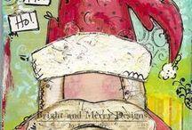 ideeën voor de kerst / omdat we richting de kerstmarkt gaan wil ik graag voorbeelden verzamelen dus bij deze voeg ik hier allemaal plaatjes toe