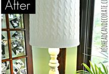 DIY from Thrift Store finds / Cool ideas from thrift store finds / by Riley's Treasures of Branson, MO