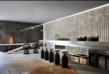 Interior spaces Milla loves......