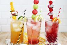 drinks + mocktails