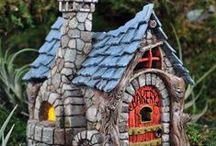 Fairy house - casa de hadas