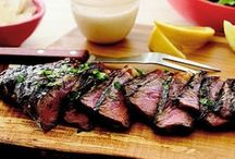 Meat / Hearty, comforting meaty dishes