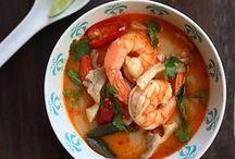 Food of the Sea / Seafood recipes