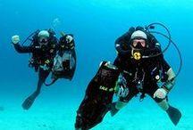Rebreather Diving in Phi Phi