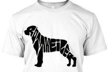 Rottweiler T-Shirt / Rottweiler severlere özel en kaliteli ve özgün tasarımlar burada.