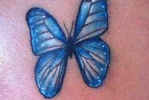 Tattoo / Butterfly tattoo