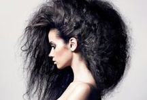 Curly Hair / Great advice, tips and treatments for curly hair