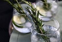 Cocktails / Fun and flirty drinks to late-night sippers.
