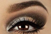 make-up and nails ❤️