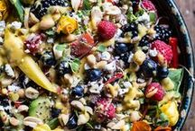 Salads / The best non-boring salads out there!