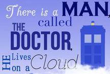 Doctor Who? / by Rachel Anker