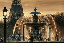Paris / I´m going to Paris this October all by myself! So exciting and also a bit scary.. Can´t wait!!!! :)