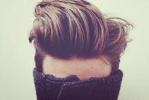 HAIR / Inspiracje dla półdługich czuprynek.