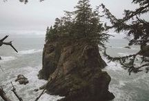 Pacific Northwest / A collection of images from the vast wilderness of the Pacific Northwest.