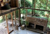 mezzanine & stairs