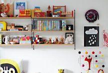 Barneromsinteriør / Interiør til barnerom