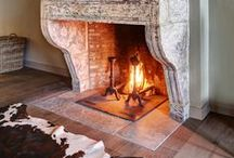 Realized projects / Inspirational photos of finished projects where we did the flooring and/or build the fireplace.