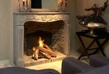 Hand Carved Fireplaces / De Opkamer sells different styles of antique mantels and surrounds: Antique French stone fireplaces, Italian fireplaces mantels of vulcanic stone, old Gothic fireplaces, authentic French countryside fireplaces or rich hand carved Louis XV mantles.