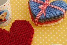 Tricô e Crochê decoração
