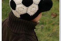 Infantil tricô e crochê